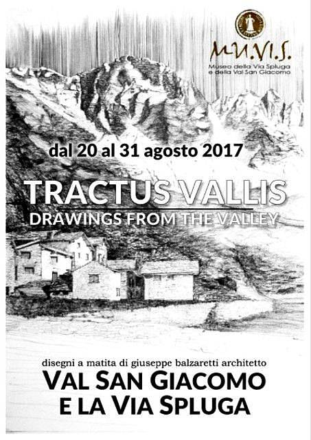 Tractus Vallis - Drawing From the Valley