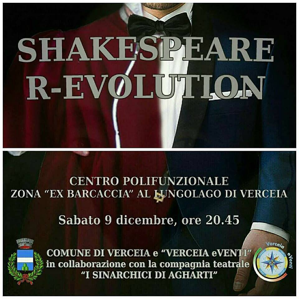 Shakespeare R-Evolution
